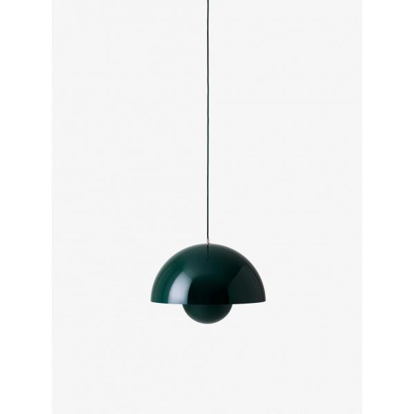 &tradition Flowerpot Pendel VP2 mørk grønn
