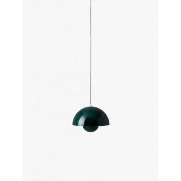 &tradition Flowerpot VP7 mørk grønn