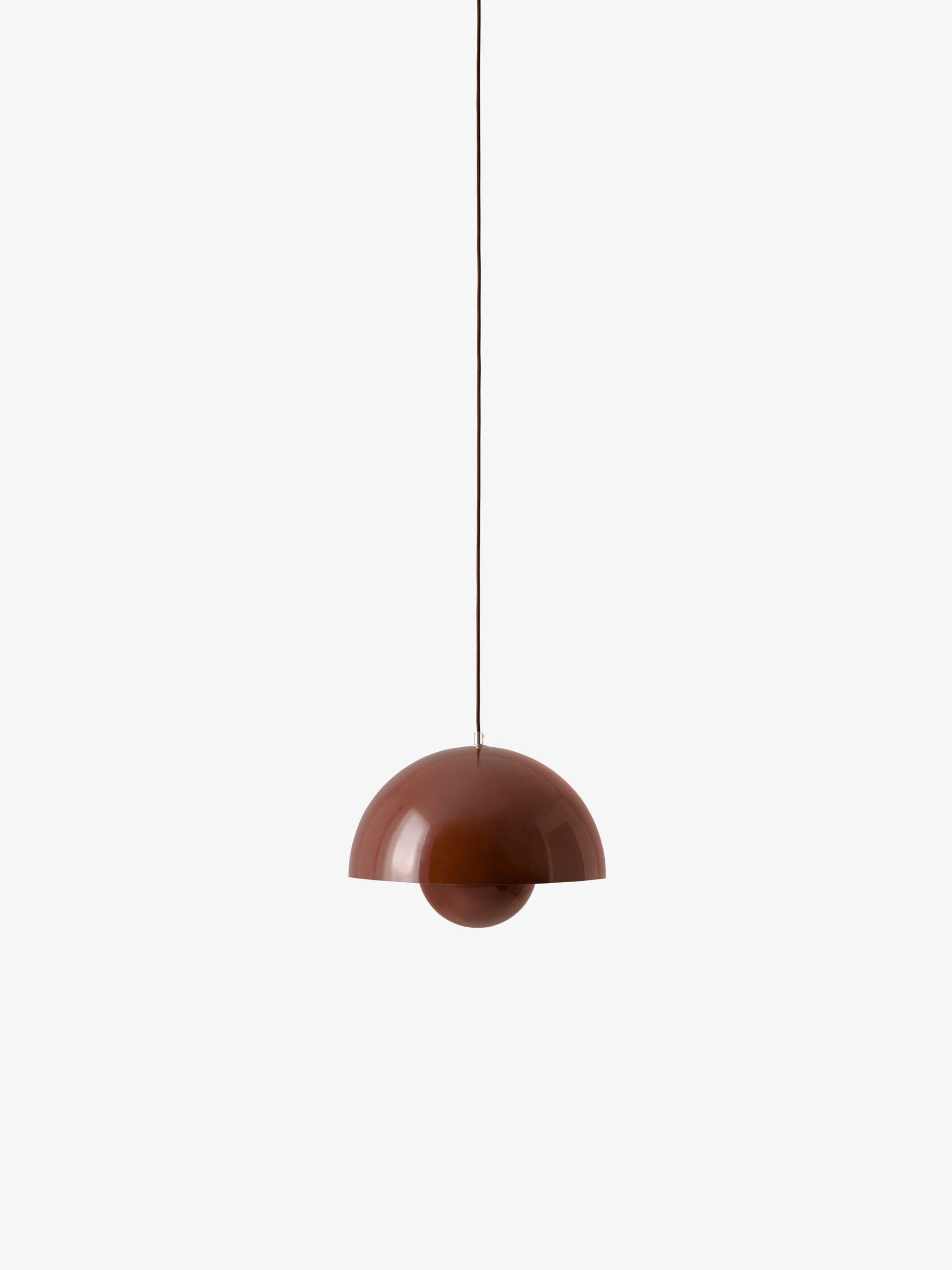 &tradition Flowerpot VP7 rød brun